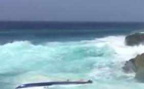 巴厘岛恶魔眼泪再发翻船事故 致2死1伤 暂不安排中国游客前往