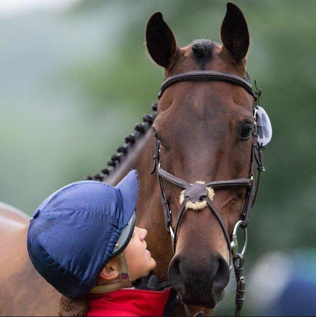 15岁马术冠军被坐骑砸中死亡 是英国小有名气的天才马术选手