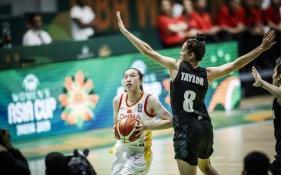 中国女篮对新西兰67-44大胜 邵婷13分5篮板6助攻