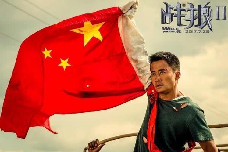 吴京成首位150亿影帝 7天狂收28亿
