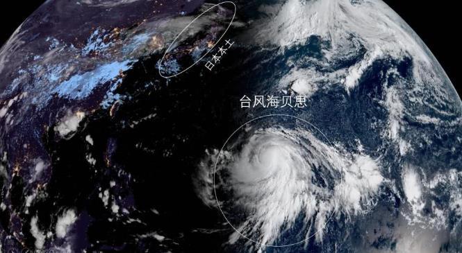 日本地震又台风 岛国人民怎么样了?