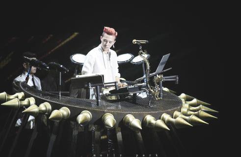 权志龙即将退伍在10月26日提前结束兵役  BIGBANG还能再全员集结吗?