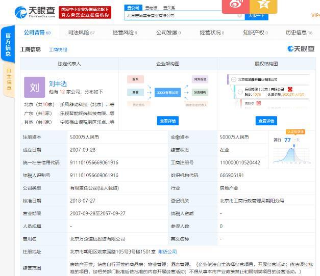 北京乐视大厦遭司法拍卖 什么是司法拍卖?