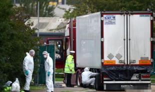 英国集装箱案细节 卡车从2017年后没入境该国