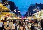 中秋假期百家企业销售额26.6亿元 夜食、夜购特色活动人气旺
